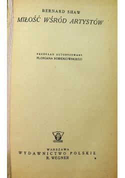 Miłość wśród artystów 1948 r
