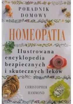 Homeopatia  Ilustrowana encyklopedia bezpiecznych i skutecznych leków