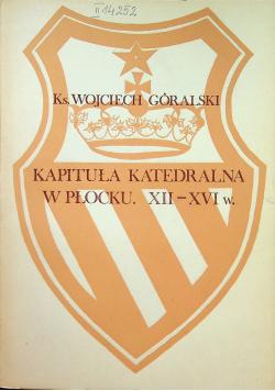 Kapituła katedralna w Płocku