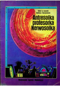 Antresolka profesorka Nerwosolka