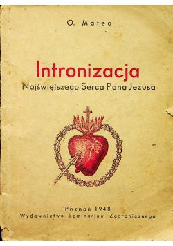 Intronizacja Najświętszego Serca Pana Jezusa, 1948 r.