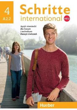 Schritte International Neu 4 AB HUEBER