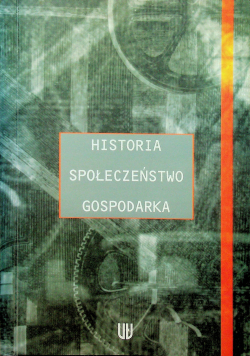 Historia społeczeństwo gospodarka
