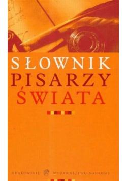 Słownik pisarzy świata