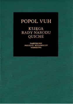 Księga Rady Narodu Quiche