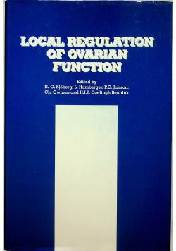 Local regulation of ovarian function