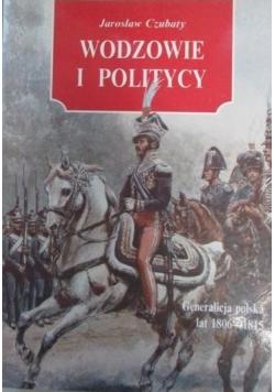 Wodzowie i politycy