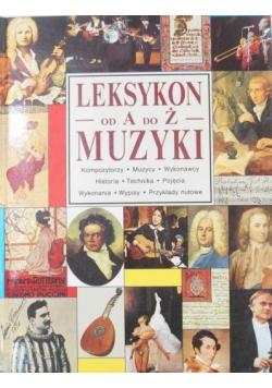 Leksykon od A do Ż muzyki