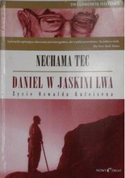 Daniel w jaskini lwa życie Oswalda Rufeisena