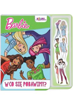 Barbie Bajki z magnesami W co się pobawimy?