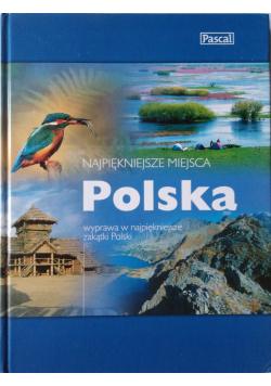 Najpiękniejsze miejsca Polska