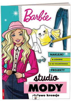Barbie. Studio mody. Stylowe kreacje