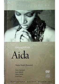 Aida Wielkie Opery plus płyty DVD NOWA