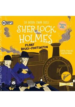 Sherlock Holmes T.17 Plany... audiobook