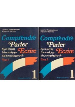 Comprendre Parler Ecrire tom I i II