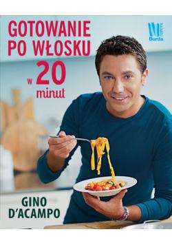 Gotowanie po włosku w 20 minut