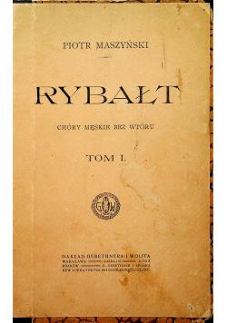 Rybałt tom I 1913 r