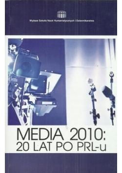 Media 2010 20 lat po PRL-u