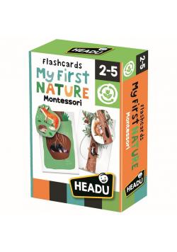 Montessori Fiszki Moje pierwsze odkrycia HEADU