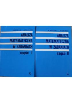 Analiza matematyczna w zadaniach 2 części