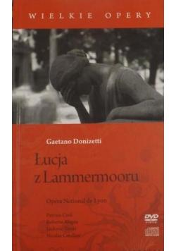 Łucja z Lammermooru Wielkie Opery DVD plus CD