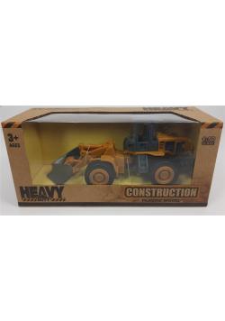 Pojazd budowlany - spychacz metalowy