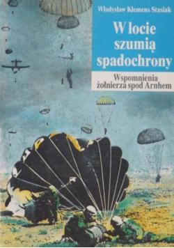 W locie szumią spadochrony