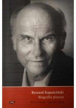 Ryszard Kapuściński Biografia pisarza
