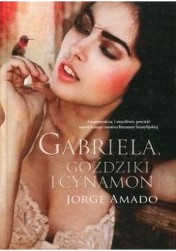 Gabriela goździki i cynamon