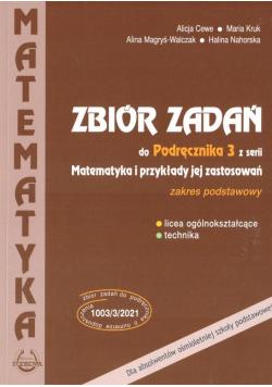 Matematyka i przykłady zast. 3 LO zbiór zadań ZP
