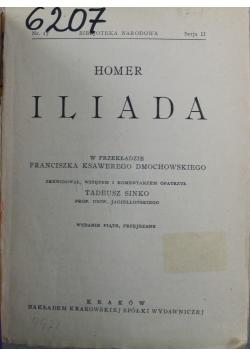 Iliada 1930 r.