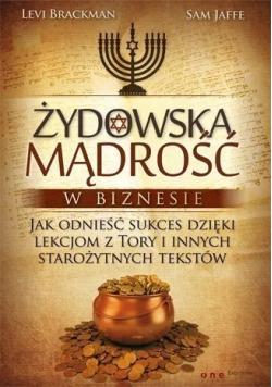 Żydowska mądrość w biznesie Jak odnieść prawdziwy