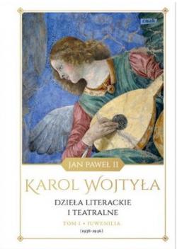 Dzieła literackie i teatralne Tom 1 Juwenilia 1938 1946