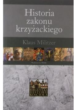 Historia zakonu krzyżackiego