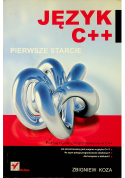 Język C++ Pierwsze starcie