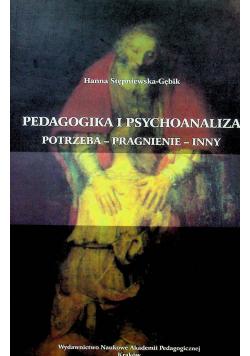 Pedagogika i psychoanaliza