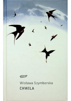 Szymborska Chwila