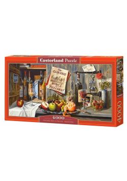 Puzzle 1500 Vintage Red & Italian Treasures CASTOR