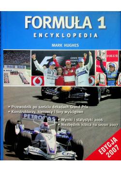 Formuła 1 Encyklopedia
