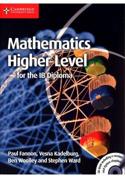 Mathematics for the IB Diploma: Mathematics Higher Level