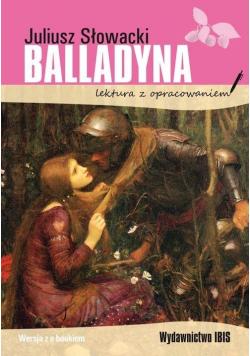 Balladyna. Lektura z opracowaniem BR
