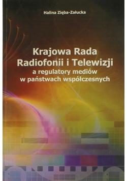 Krajowa Rada Radiofonii i Telewizji a regulatory mediów
