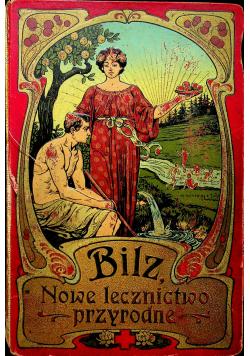 Nowe lecznictwo przyrodne tom II 1900r