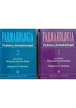 Farmakologia podstawy farmakoterapii Tom I i II