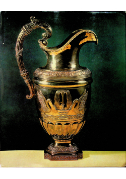 Russian silver wares of the XVIIth