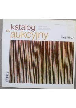 Katalog aukcyjny Nr 187