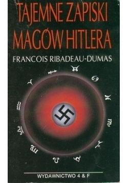 Tajemne zapiski magów Hitlera