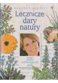 Lecznicze dary natury 200 uzdrawiających ziół