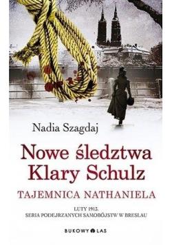 Nowe śledztwa Klary Schulz Tajemnica Nathaniela