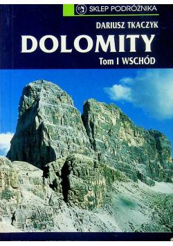 Dolomity tom I Wschód